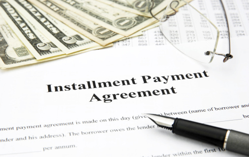 Installment loans in California